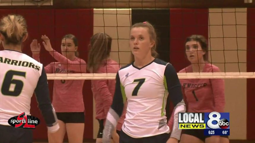 Athlete of the week- Abigail Yadon, Watersprings volleyball