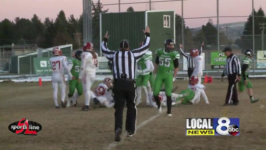 Blackfoot blows out Sandpoint in 4A playoffs