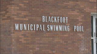 Blackfoot pool