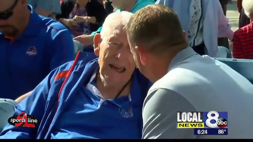 Boise States Smith Dies at 101