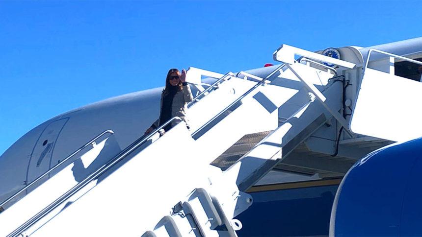 First Lady Melania Trump visit1_1570128651873.jpg_39474745_ver1.0_1280_720