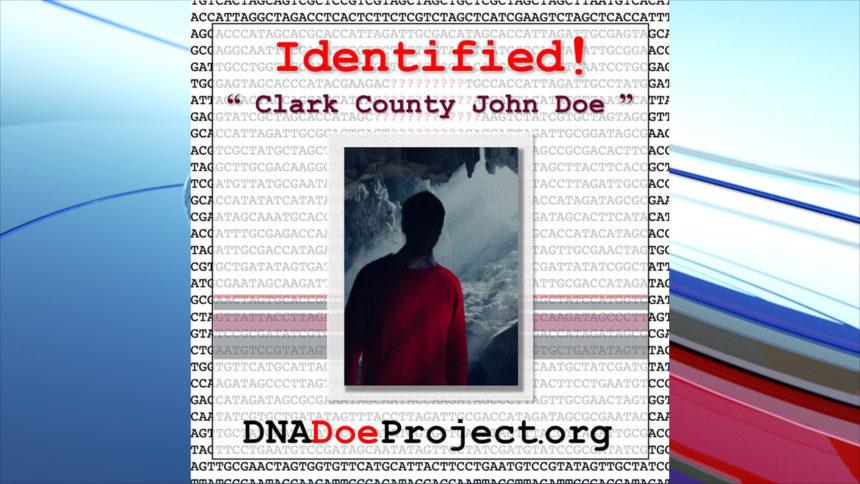 John Doe identified