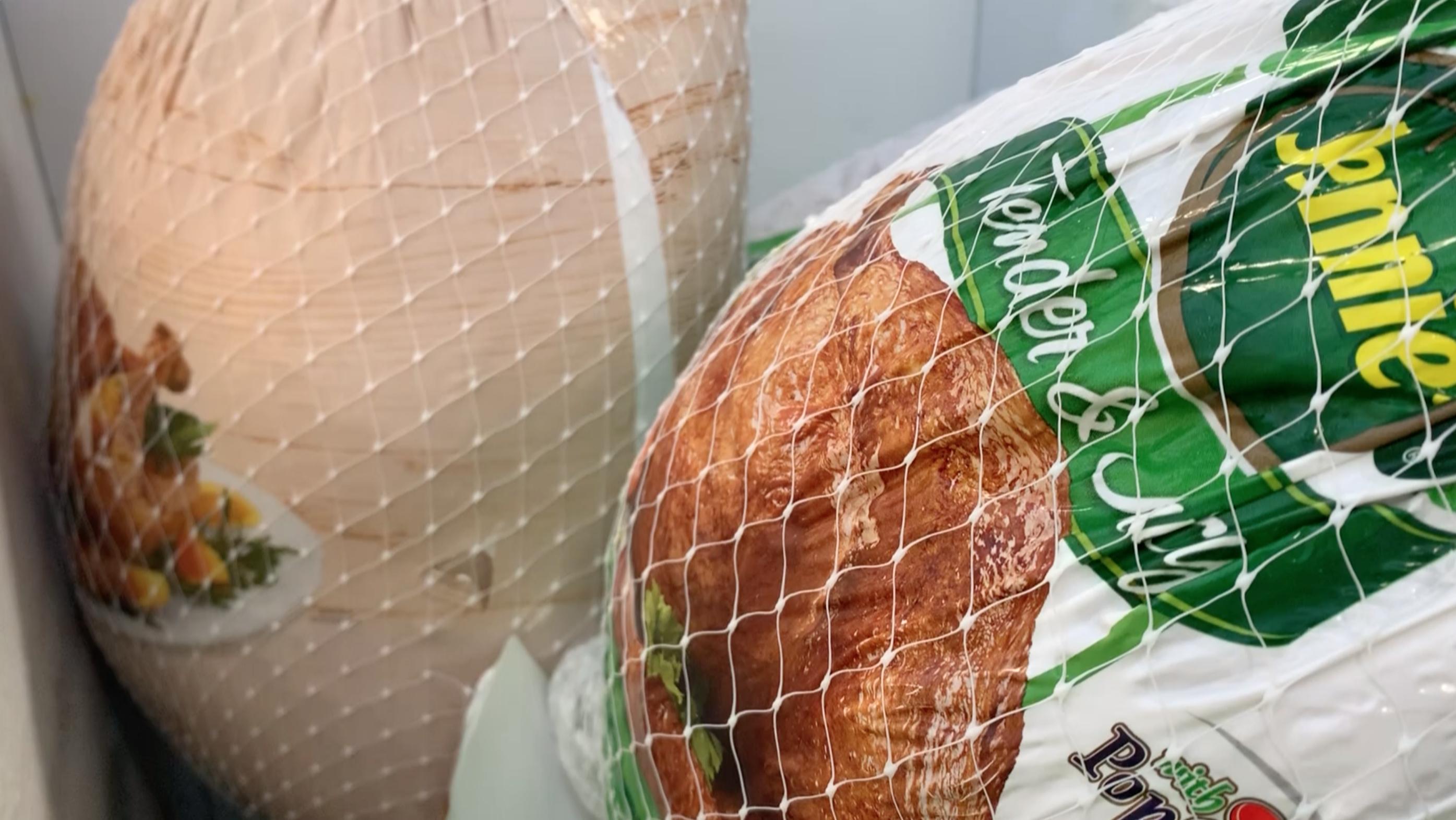 turkeys for donation