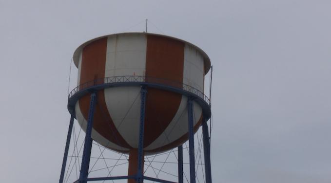 Idaho Falls Water Tower