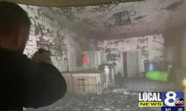 virtual gun range